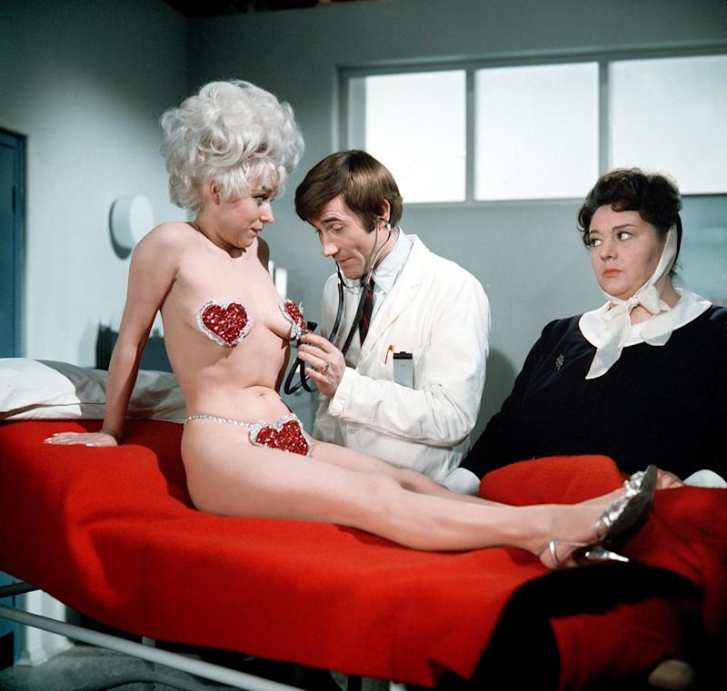 'Carry On Again Doctor' (1967)