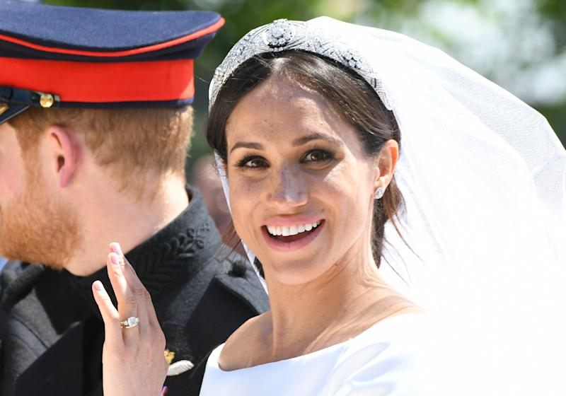 Meghan Markle's Wedding Makeup Artist Breaks Down the Products She Used on Her Big Day