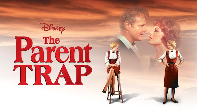 The Parent Trap starring Hayley Mills and Hayley Mills! (Photo: Disney+)