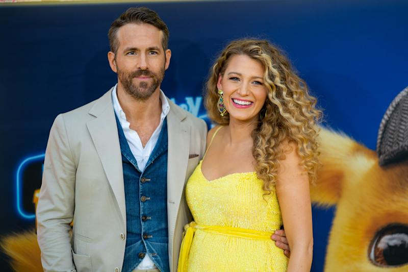 Blake Lively and Ryan Reynolds Reportedly Welcome Their Third Child