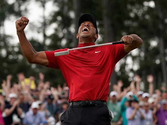 Tiger Woods wins The Masters 2019: Golf legend seals one of the greatest comebacks to win 15th major