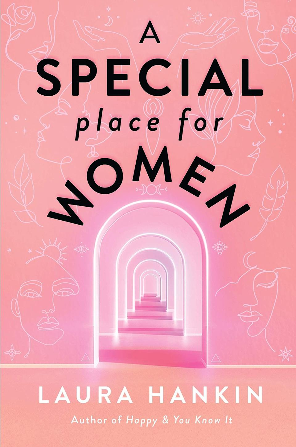 <p>Rumors of an elite women-only social club prove to be all too true in Laura Hankin's wickedly smart <span><strong>A Special Place For Women</strong></span>. When journalist Jillian Beckley infiltrates New York City's secretive club of powerful women, she expects to write a fluff piece at best. What she doesn't expect is for the club's members to be every bit as dangerous as they are elusive. </p> <p><em>Out May 11</em></p>