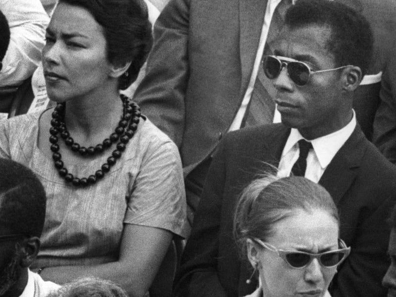 """""""I Am Not Your Negro"""" reimagines an unfinished manuscript by James Baldwin."""