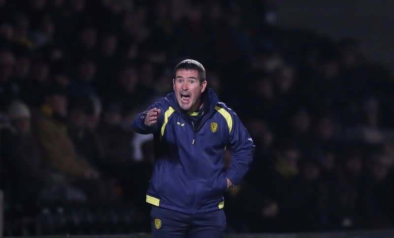 Burton boss Clough to leave as club cuts costs due to COVID-19
