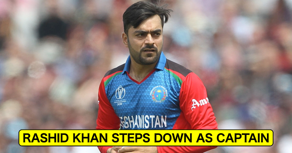 Rashid Khan Steps Down As Afghanistan's T20I Captain Just After ACB Announces Squad For ICC T20 World Cup 2021