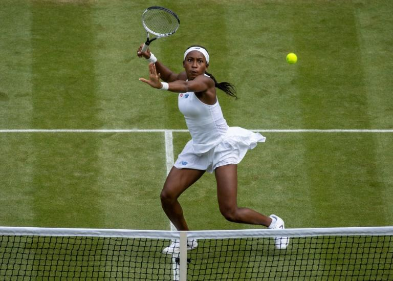 oco Gauff is disappointed she could not go further than the Last 16 but is confident she could do something big at the Olympics in Tokyo
