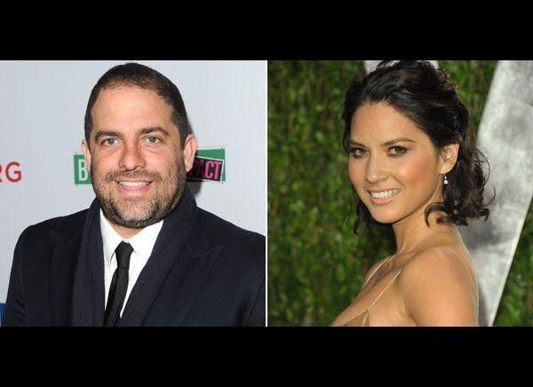 "In actress Olivia Munn's book ""Suck It, Wonder Woman,"" she recounts her brief romantic dalliance with director Brett Ratner and didn't have anything nice to say about the size of his penis. Ratner <a href=""http://www.ibtimes.com/articles/243711/20111104/brett-ratner-admits-banged-olivia-munn-promoting.htm"" target=""_hplink"">addressed the claims on ""Attack of the Show"" saying</a>, ""I used to date Olivia Munn, I'll be honest with everyone here, when she was Lisa...she wasn't Asian back then."" He continued: ""She was hanging out on my set of 'After the Sunset,' I banged her a few times. But I forgot her...because she changed her name...I didn't know it was the same person, so when she came and auditioned for me for a TV show I forgot her, she got pissed off, and she made up all these stories about me eating shrimp and masturbating in my trailer."" Munn responded by tweeting a link to a <em>Cosmo</em> article she had written titled, ""How to Stand up to an A-Hole,"" that detailed an incident with a director she called the ""Douche."""