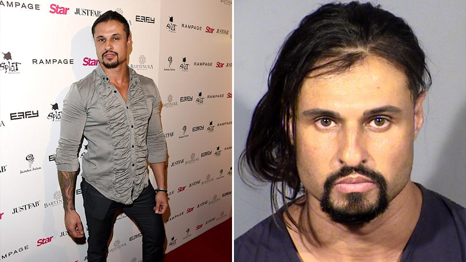 Gigolos star Ash Armand has been charged with murder after allegedly beating a woman to death.