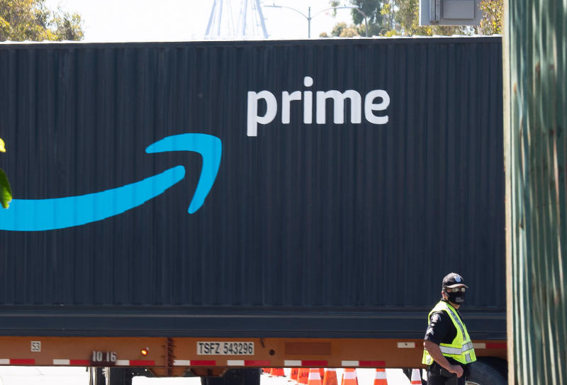 Amazon's second-quarter earnings results just showed why the online retail giant is soaring during COVID-19