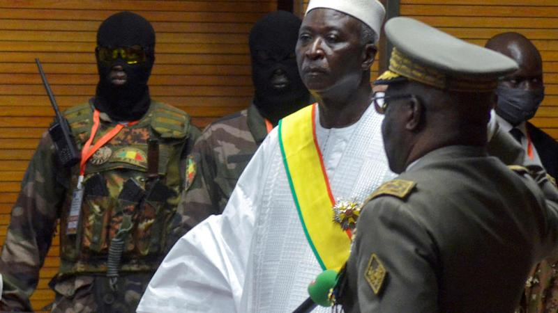Military appointed to key posts in Mali's interim govt
