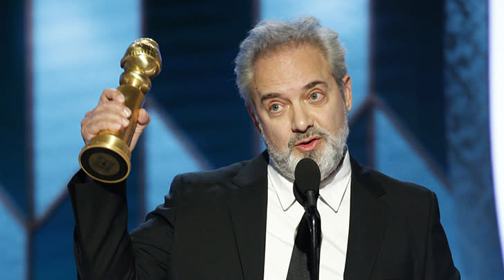 And the Golden Globe for Best Motion Picture (Drama) Goes ...