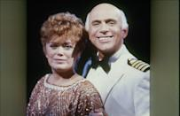 <p>Yes, she took another sail on <em>The Love Boat</em>, and this time was a friend of Captain Stubing (played by <em>Mary Tyler Moore</em> alum Gavin MacLeod). </p>