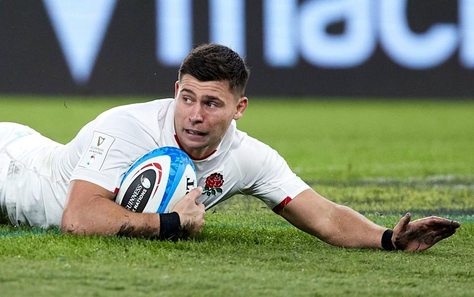 Ben Youngs  - GETTY IMAGES