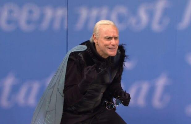 'SNL' Cold Open Reveals Jim Carrey's Joe Biden Was the Fly on Mike Pence's Head (Video)
