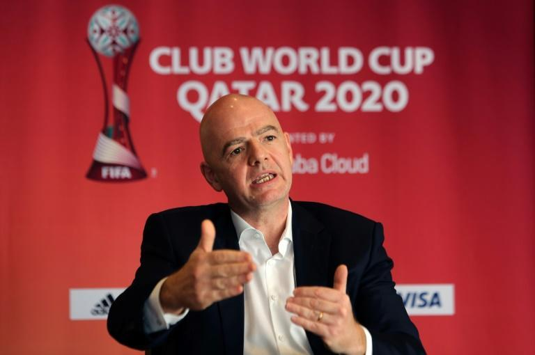 Gianni Infantino believes the expanded Club World Cup will boost international competition between clubs
