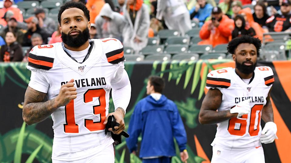 There's no way the Cleveland Browns will underperform as badly as they did in 2019, right? (Nick Cammett/Diamond Images via Getty Images)
