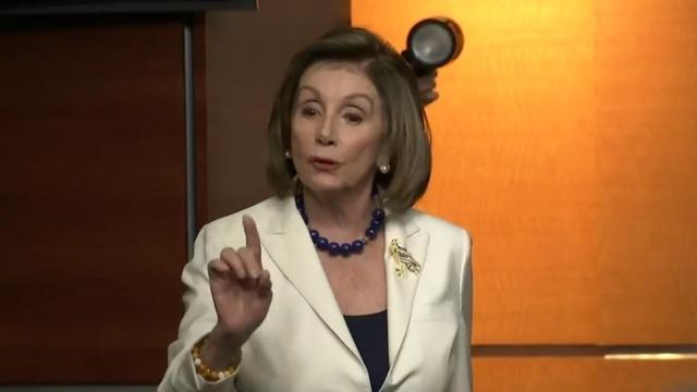 """Pelosi's """"Don't mess with me"""" goes viral"""