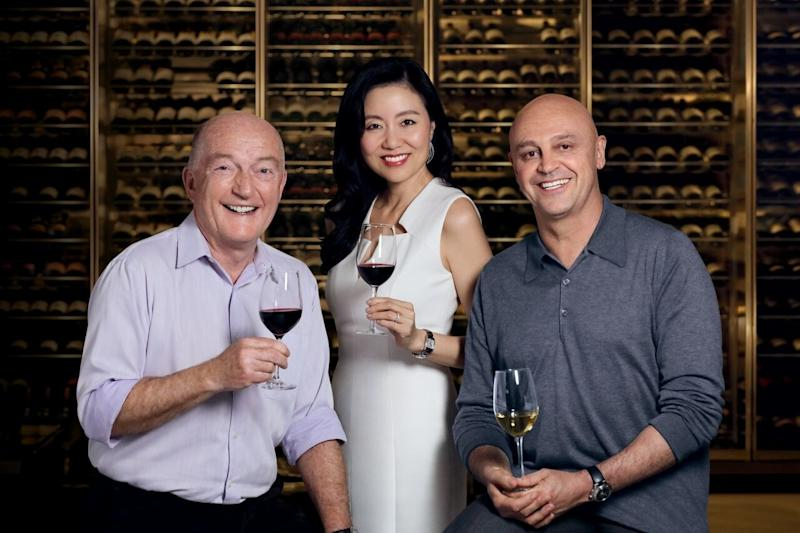 Each wine is carefully handpicked by Singapore Airlines' wine panel