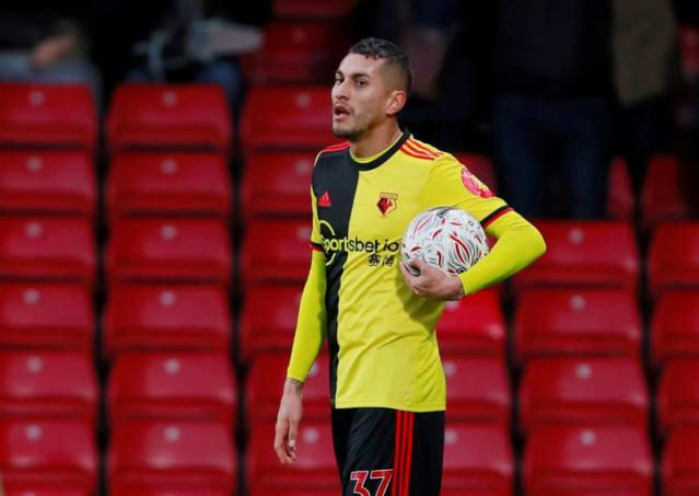 FILE PHOTO: FA Cup - Third Round - Watford v Tranmere Rovers