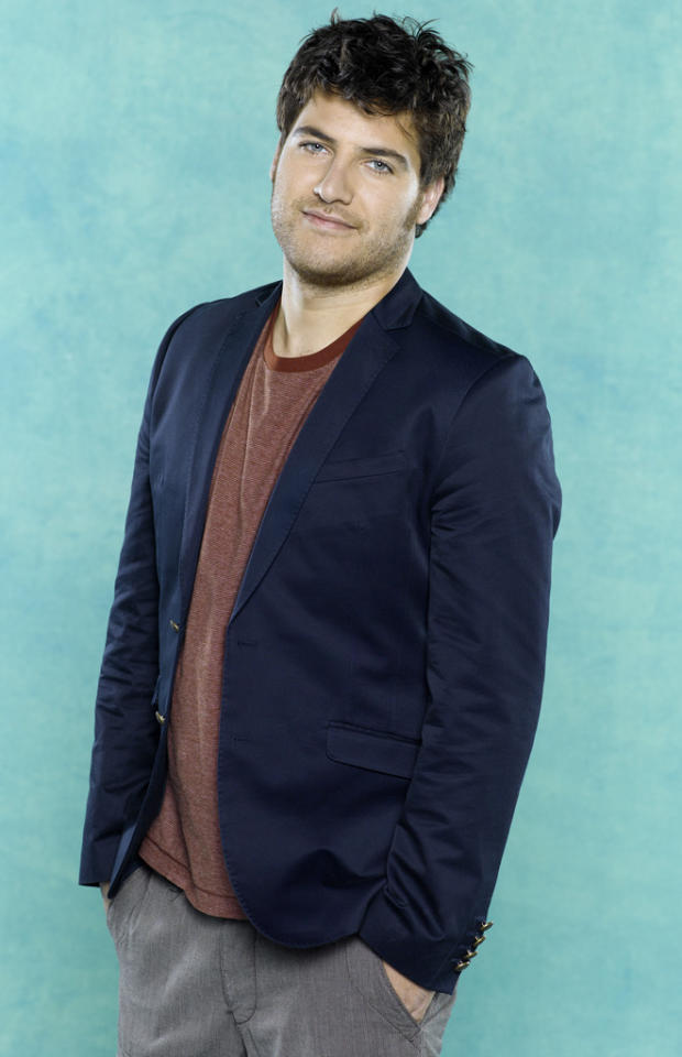 """<b>Adam Pally, """"Happy Endings"""" (Supporting Actor, Comedy) </b><br><br>It's nearly impossible to pick a favorite among the stellar six-person ensemble of ABC's endlessly quotable sitcom. (Just know that there's a special place for you in our hearts, Casey Wilson.) But we're going with Pally for his uproarious performance as the ever-sarcastic Max, the sloppiest gay guy ever on TV. Whether he's dressed up as a baby on Halloween, tooling around in his vintage '80s white limo, or fronting an all-male Madonna cover band, Pally is never less than a-mah-zing."""
