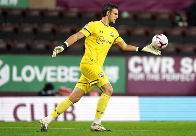 Alex McCarthy tested positive for Covid-19