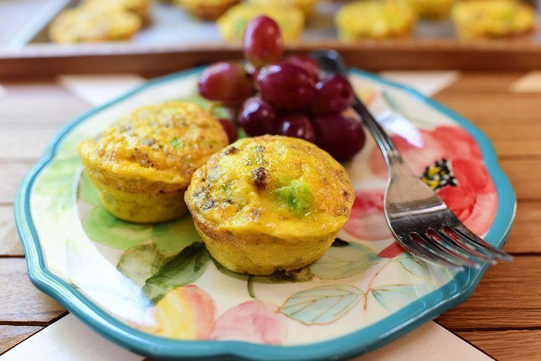 """<p>Some people say eating healthy is all about portion control—and these individual sausage and egg bites will help you with that. They freeze beautifully: Just thaw and reheat in the microwave. </p><p><strong><a href=""""https://www.thepioneerwoman.com/food-cooking/recipes/a93600/individual-sausage-casseroles/"""" rel=""""nofollow noopener"""" target=""""_blank"""" data-ylk=""""slk:Get the recipe."""" class=""""link rapid-noclick-resp"""">Get the recipe. </a></strong></p><p><a class=""""link rapid-noclick-resp"""" href=""""https://go.redirectingat.com?id=74968X1596630&url=https%3A%2F%2Fwww.walmart.com%2Fsearch%2F%3Fquery%3Dmuffin%2Bpan&sref=https%3A%2F%2Fwww.thepioneerwoman.com%2Ffood-cooking%2Fmeals-menus%2Fg34922086%2Fhealthy-breakfast-ideas%2F"""" rel=""""nofollow noopener"""" target=""""_blank"""" data-ylk=""""slk:SHOP MUFFIN PANS"""">SHOP MUFFIN PANS</a><strong><br></strong></p>"""
