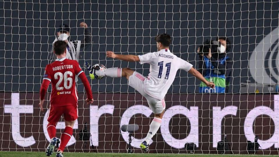 Il gol di Asensio | Angel Martinez/Getty Images