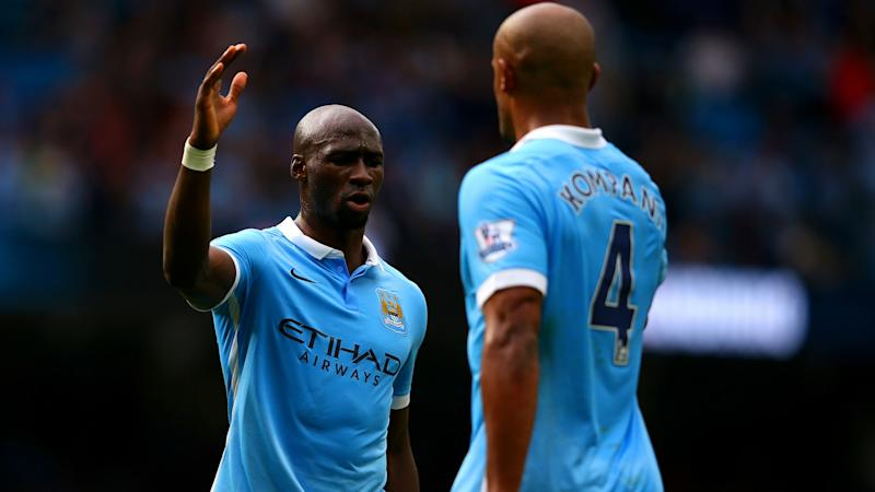 Manchester City boss Pep Guardiola questions Yaya Toure's future before Feyenoord clash
