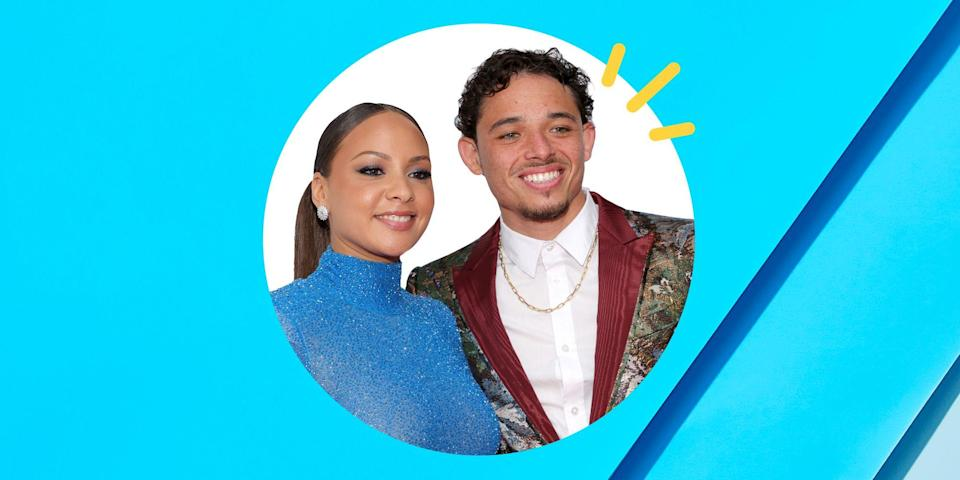"""<p><em>Hamilton </em>the musical brought its stars more than just critical acclaim and fame, it also sparked real romance—or, at least it did for Anthony Ramos and Jasmine Cephas Jones.</p><p>At an early table read in 2015, playwright <a href=""""https://twitter.com/Lin_Manuel/status/1084122110673465344?ref_src=twsrc%5Etfw%7Ctwcamp%5Etweetembed%7Ctwterm%5E1084122110673465344%7Ctwgr%5E%7Ctwcon%5Es1_&ref_url=https%3A%2F%2Fwww.bustle.com%2Fentertainment%2Fanthony-ramos-jasmine-cephas-jones-relationship-timeline"""" rel=""""nofollow noopener"""" target=""""_blank"""" data-ylk=""""slk:Lin-Manuel Miranda noticed"""" class=""""link rapid-noclick-resp"""">Lin-Manuel Miranda noticed</a> Anthony stealing glances at Jasmine, the cast's newest member at the time. Fast forward three years, and the two got engaged on Christmas Eve at a <span>castle in Arundel</span>, one of Jasmine's favorite places as a child.</p><p>""""Thank you for saying yes to writing stories together for the rest of our lives. I'm honored and Blessed to marry you,"""" the <em>In The Heights</em> star wrote on <a href=""""https://www.instagram.com/p/BsOIsntAR5m/?ig_rid=2422e53c-560d-4e5c-8424-080ce5b939b4"""" rel=""""nofollow noopener"""" target=""""_blank"""" data-ylk=""""slk:Instagram"""" class=""""link rapid-noclick-resp"""">Instagram</a> in 2018.</p><p>The two have shared the stage, the screen in <em>Honest Thief </em>and <em>Monsters and Men</em>, and racked up heaps of Grammy Awards (Jasmine also has an Emmy, bringing her to the EGOT halfway point!), but it's the adventures fans don't see that the couple gushes about the most. In interviews and Instagram captions, <a href=""""https://www.instagram.com/p/BsOKvtPBJ62/?hl=en"""" rel=""""nofollow noopener"""" target=""""_blank"""" data-ylk=""""slk:they reminisce about"""" class=""""link rapid-noclick-resp"""">they reminisce about</a> long conversations over tea, writing songs together, and dancing in <a href=""""https://www.instagram.com/p/CAx6P5mDr9x/"""" rel=""""nofollow noopener"""" target=""""_blank"""" data-ylk=""""slk:Puerto Rico"""" class=""""link rapid-noclick-resp"""">Pu"""