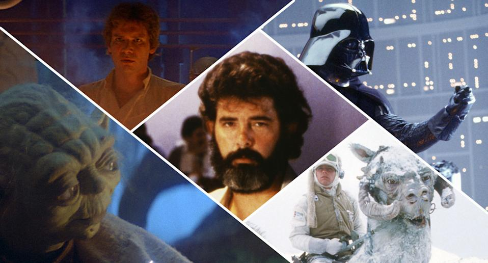 Empire Strikes Back: The film that nearly broke George Lucas. (Lucasfilm/Sunset Boulevard/Corbis via Getty Images)