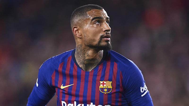 Kevin-Prince Boateng on the brink of Fiorentina move – sources
