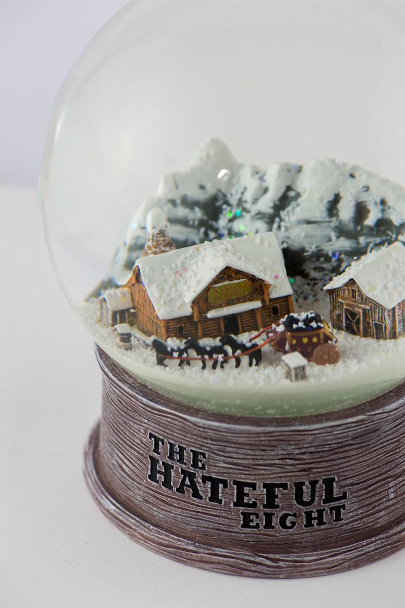 Image: Queen of Snow Globes