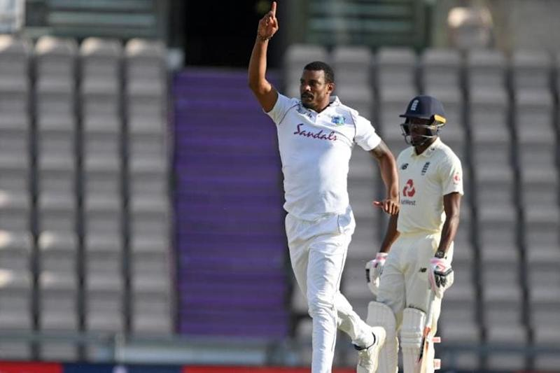 Pacers Help West Indies Hold Edge Over England After See-Saw Day 4