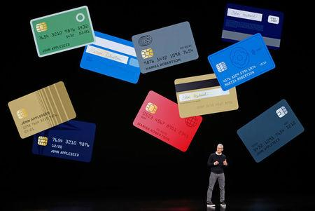 Apple pins hopes on new credit card