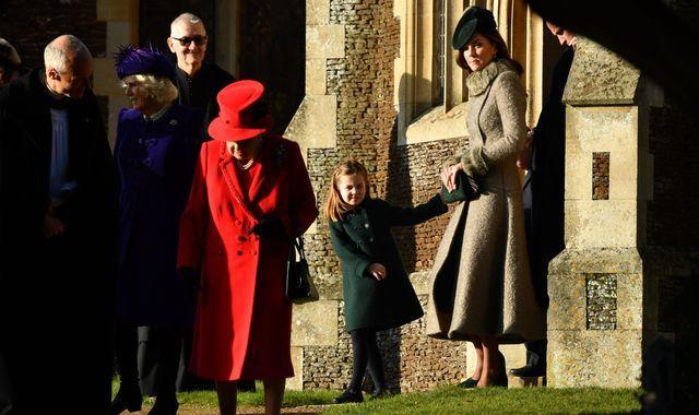 Queen and Duke of Edinburgh to spend Christmas at Windsor