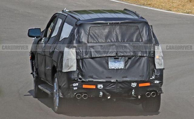 The 2020 Chevrolet Tahoe Looks Similar Hides A Big Change Underneath