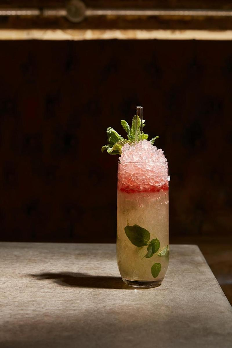 Highlight: the El Diablo has a great punch of flavour (Maja Jaworska)