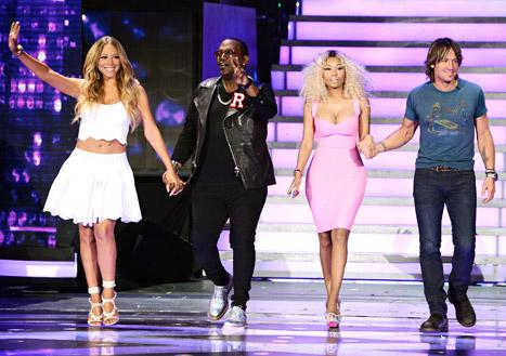American Idol Producers to Fire All Four Judges: Report