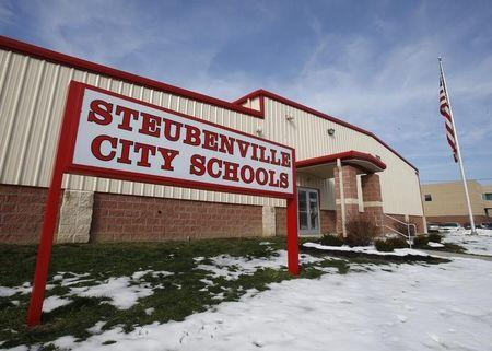 "City schools were locked down temporarily after a threat which police determined to be ""non-viable"", in Steubenville"