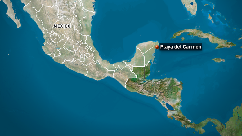 Canada warns travellers to Playa del Carmen, Mexico to exercise 'high degree of caution'