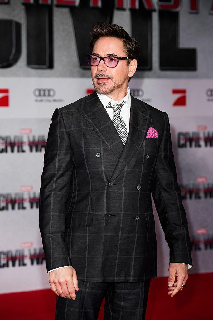 <p>RDJ is our first Avenger entry who is actually shorter than Ant Man. In fact, most of Earth's mightiest heroes are sub six foot. Stay tuned.</p>