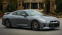 <p>Number 8: <strong>Nissan GT-R</strong><br> Average 5-year depreciation percentage: <strong>39.4%</strong></p> <p>There aren't a lot of vehicles in America like the Nissan GT-R. A technological tour de force when it was launched in the States for the 2008 model year, Godzilla earned its nickname with a 3.8-liter twin-turbocharged V6 sending 480 horsepower to all four wheels through a dual-clutch gearbox. The fact that it's still on sale today proves its enduring appeal.</p>