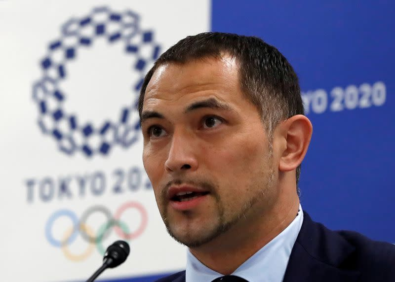 Olympics: Tokyo 2020 director leaves ahead of rearranged Games