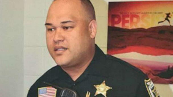 PHOTO: Sergeant Jose Diaz Ayala, 38, died as a result of COVID-19. (Palm Beach County Sheriff's Office)