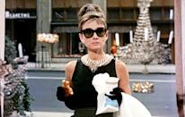<p>We know, we know, you thought of this one already. But recreating Holly Golightly's iconic Hubert de Givenchy dress is never a bad idea, so go for it! Bonus: It's an excuse to have a croissant with you all night. Trick or treat! </p>