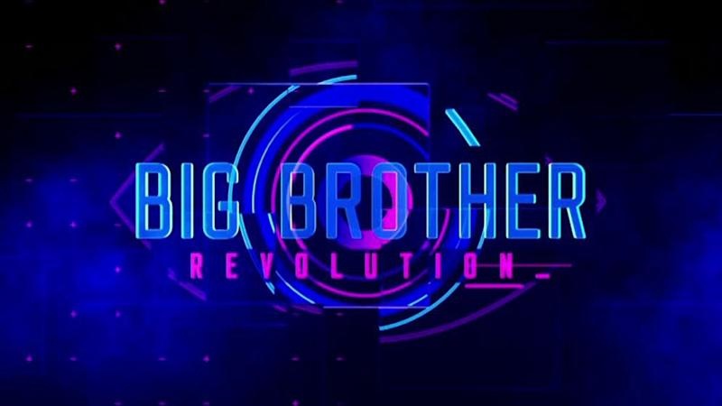 Big Brother logo for 2020 on channel Seven contestants unaware of COVID-19