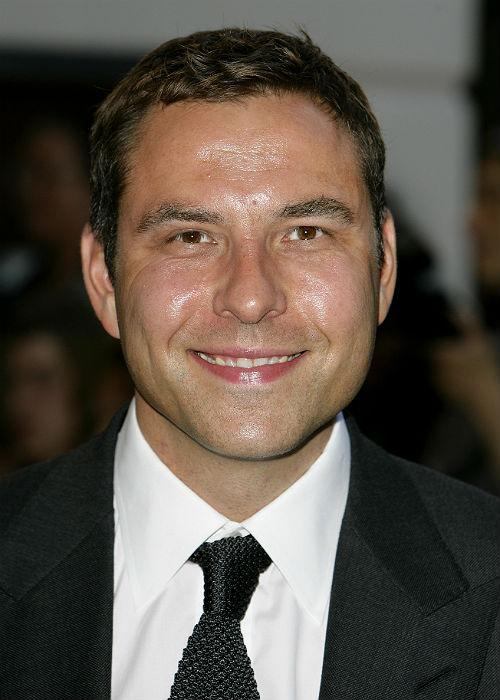 3. Little Britain star David Walliams.