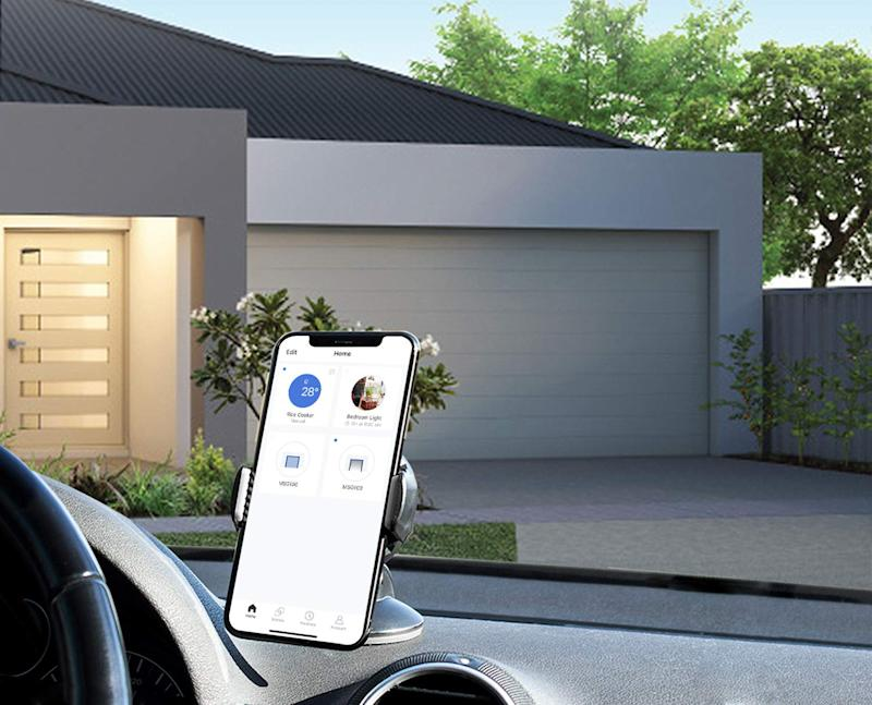 Now you can open and close your garage using your smartphone. Cool. (Photo: Amazon)