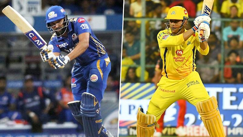 MI vs CSK Dream11 IPL 2020: Rohit Sharma, MS Dhoni and Other Players to Watch Out For in Indian Premier League Season 13 Match 1