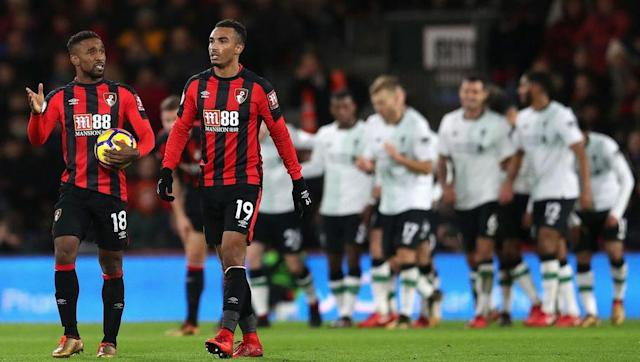 <p>Jermain Defoe has been the classic cheap third striker option for a couple of seasons now and has largely succeeded in his role. He managed 15 goals and two assists in a sinking Sunderland side which he almost managed to keep afloat.</p> <br><p>Now at the ripe old age of 35, it would be Bournemouth who would provide him with a lifeboat back into the Premier League. Though perhaps his body has finally caught up with him this time around as injury concerns have been hard to shake. His team selected stat now sits at 1.6% with many opting for other cheap third strikers like Everton's Calvert-Lewin or Leicester's Okazaki.</p>